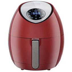 ZENY 1500W Electric Air Fryer Rapid Heat Technology Touch Sc