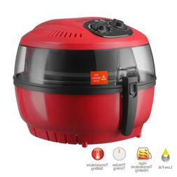 Electric Air Fryer Timer Temperature Cooking Oil-Less Grille