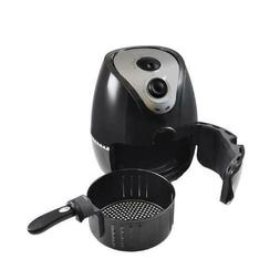 Electric Air Fryer w/ Adjustable Temperature & Non-Stick Coa
