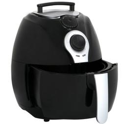1500w Airfryer Electric System 3.7 qt No-Oil Deep Air Fryer
