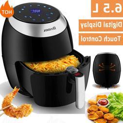 Electric Air Fryer XL 1800W  6.8QT Oven Digital Screen Hot A