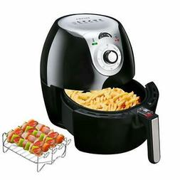 Secura Electric Hot Air Fryer 1700 Watt Extra Large Capacity