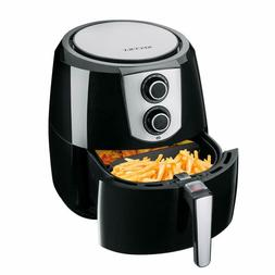 Secura Electric Hot Air Fryer, Extra Large Capacity 5.2 L/ 5