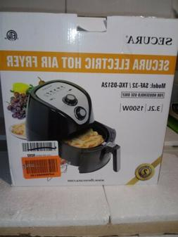 Secura electric hot air fryer