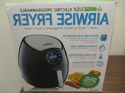 electric programmable airwise fryer 3 7 quart
