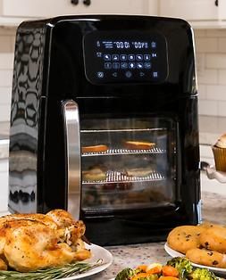 Elite Power Air Fryer Oven Toaster All-in-One 12Qt Like Seen
