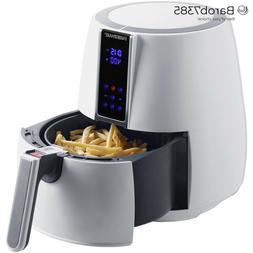 Farberware Hot Air Fryer 3.2 Qt Dishwasher Safe Heathy Bake