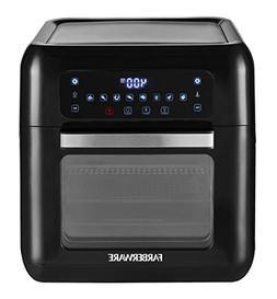 Ferberware 6-Quart Digital XL Air Fryer Oven, Black