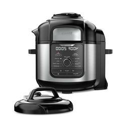 Ninja Foodi FD401 Deluxe 8qt. 9-in-1 Deluxe XL Pressure Cook