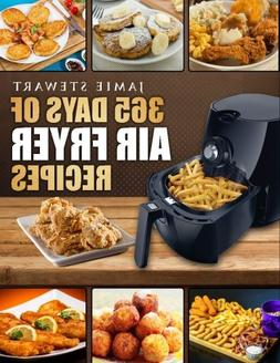 FREE 2 DAY SHIPPING: 365 Days of Air Fryer Recipes: Quick an