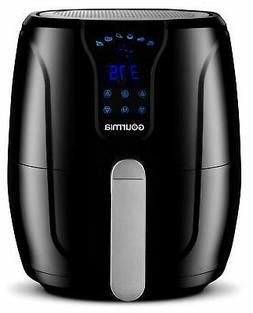 Gourmia GAF328 Digital Air Fryer, Oil-Free Healthy Cooking,