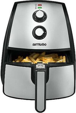 Gourmia GAF560 5 Quart Air Fryer | Oil-Free Healthy Cooking