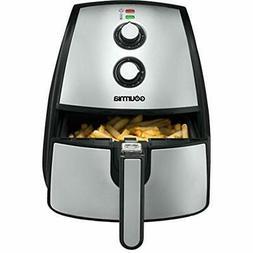 Gourmia GAF560 Quart Air Fryer Oil-Free Healthy Cooking Adju