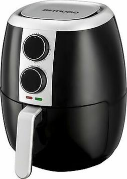 Gourmia GAF375 4.5 Qt Air Fryer | Oil-Free Healthy Cooking |