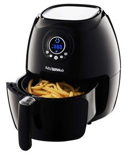 GoWISE 2.75 Qt Digital Air Fryer Chicken Fries Little to No