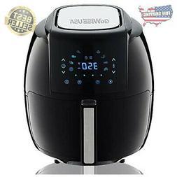 GoWISE USA GW22731 1700-Watt 5.8-QT 8-in-1 Digital Air Fryer