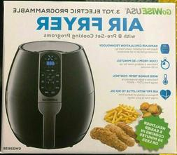 GoWISE USA GW22638 8-in-1 Electric Air Fryer Digital 3.7 Qt