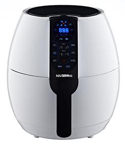 GoWISE USA GW22640 8-in-1 Electric Air Fryer Digital Program