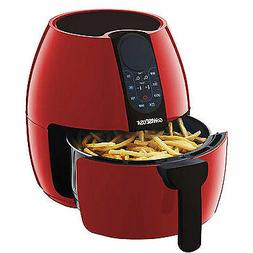 GoWISE USA GW22731 5.8 Qt Digital 8-IN-1 Air Fryer and 50 Re