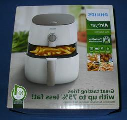 Philips HD9621/26 Viva Turbo star Air fryer, White