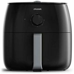 Philips HD9630/98 Avance XXL Twin Turbostar Airfryer 3lb/4qt