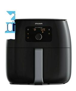Philips HD9650/96 Digital Twin TurboStar Airfryer XXL, with