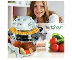 Healthy Countertop Cooking Halogen Oven Air-Fryer/Infrared C