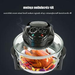 Hot Air Fryer Rapid Wave Halogen Infrared Convection Counter