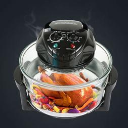 Hot Air Fryers Rapid Wave Halogen Infrared Convection Counte