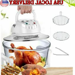 hot electric air fryers cooker countertop turbo