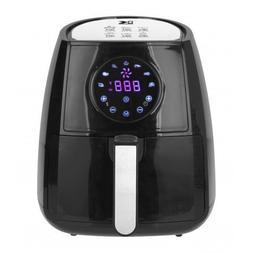 Kalorik 3.2 Qt Digital Deep Air Fryer with LED Display and 7