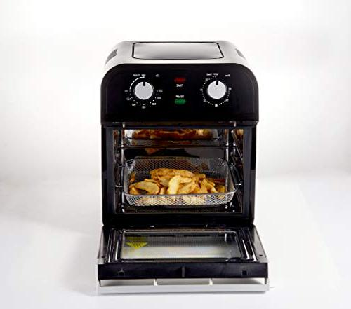 The Store QT Multi-functional Air Oven,Rotisserie, Dehydrator, Roaster, Oven Toaster Healthy