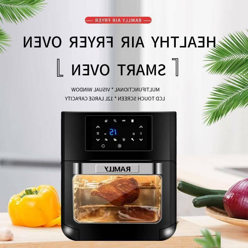 10.6 Air Fryer 1 Rotisserie Home 6 Accessories US