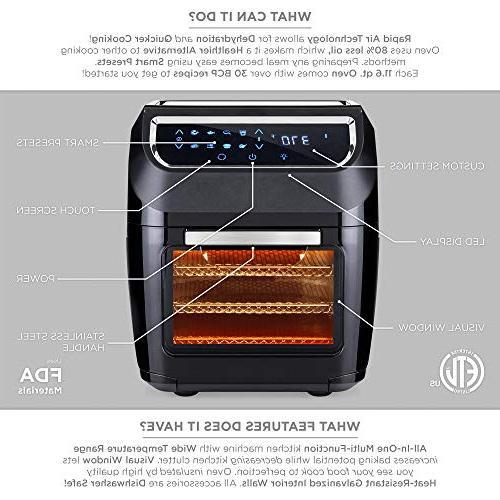Best Choice 1700W XL Fryer Oven, Kitchen 8