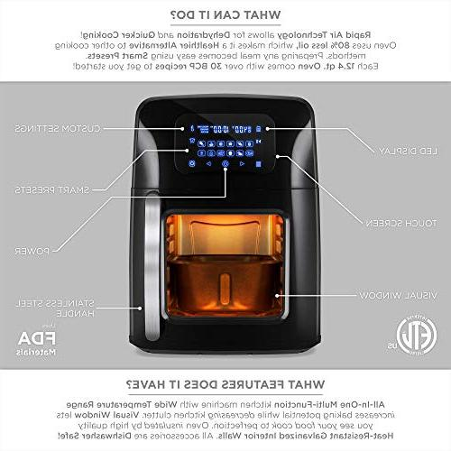 Best Choice Air Fryer Oven, Dehydrator Set