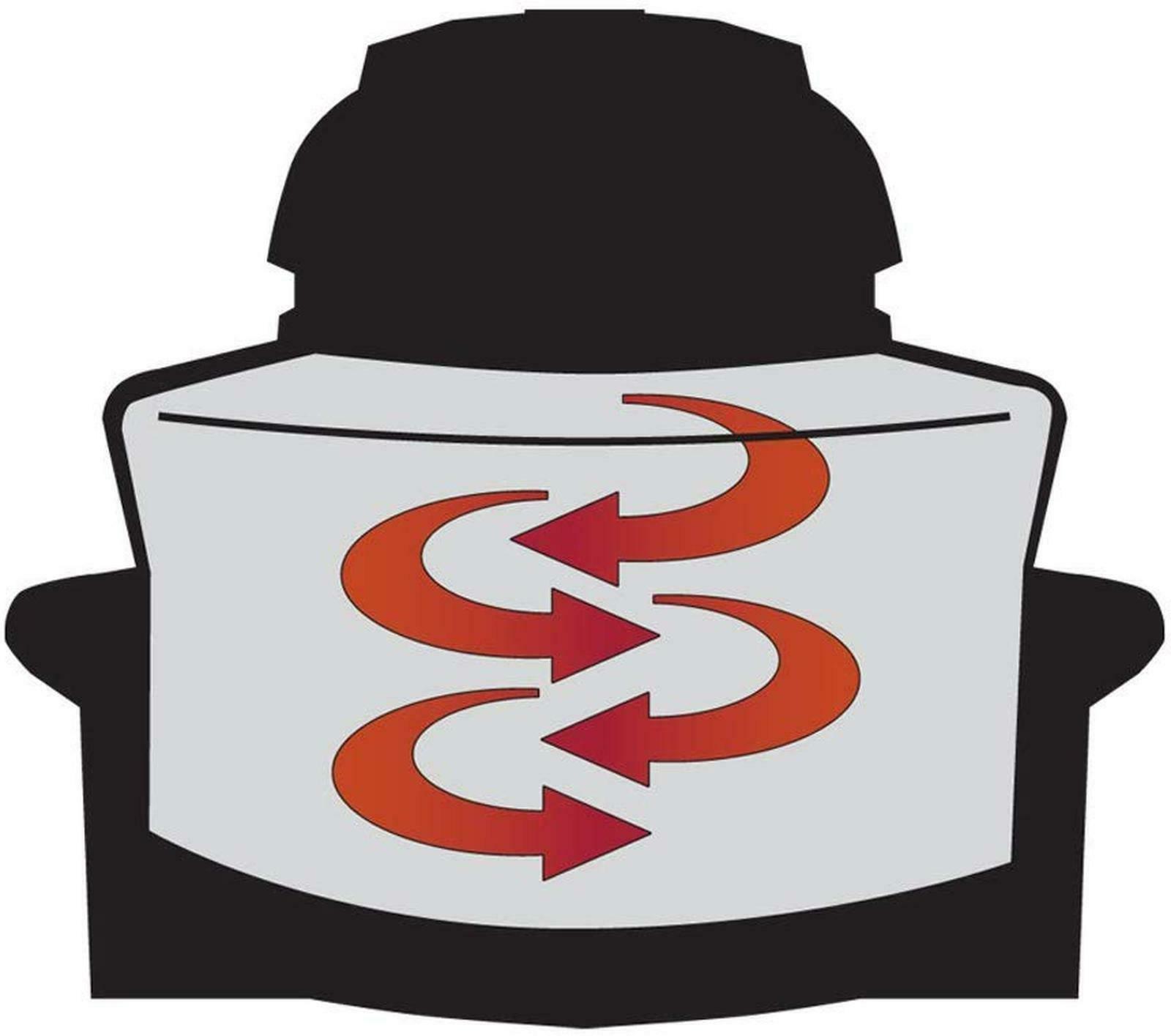 12.5Qt Fryer Oven Countertop
