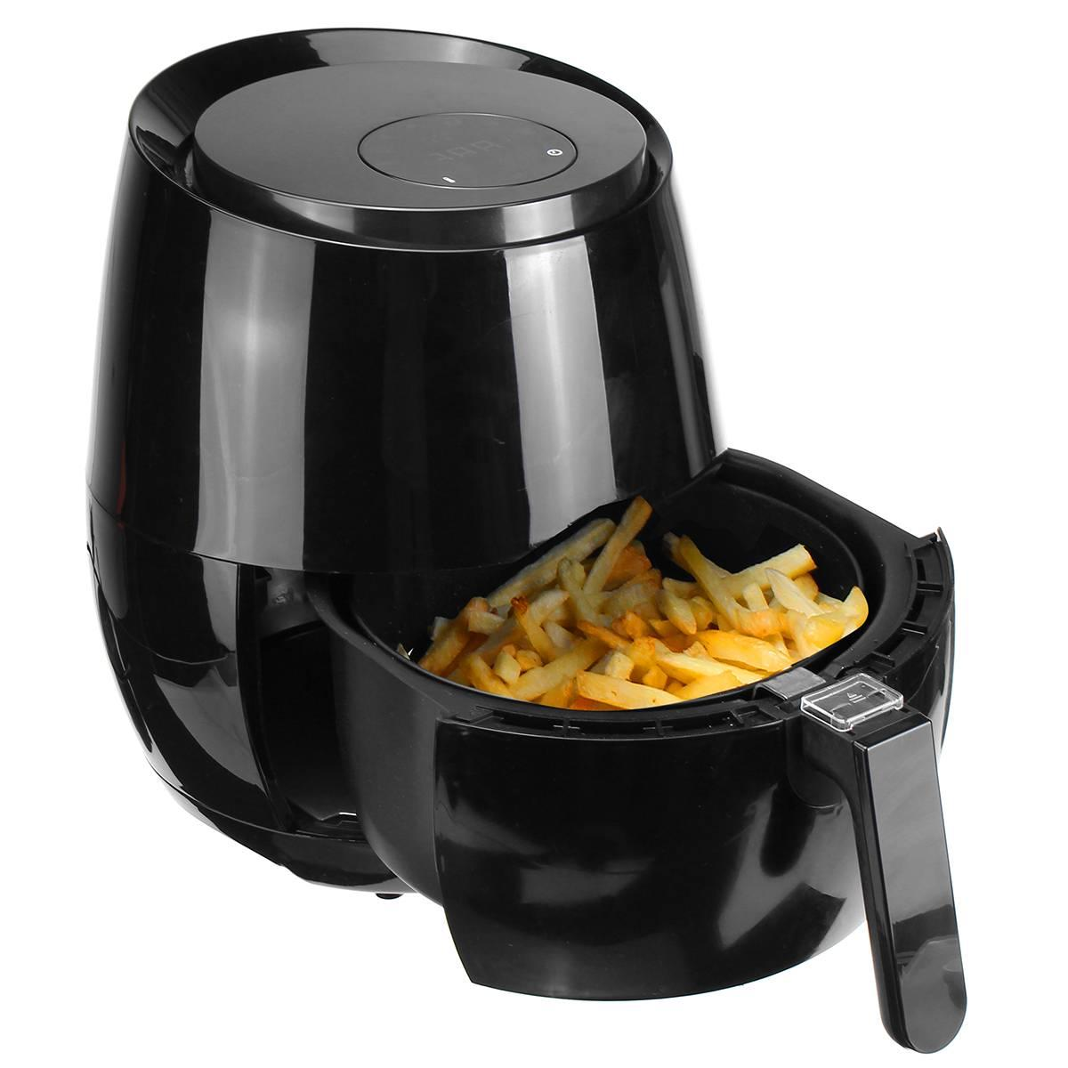 1400W 5.2L Oil <font><b>Air</b></font> <font><b>Fryer</b></font> Cooker Smart Airfryer Smart for fries