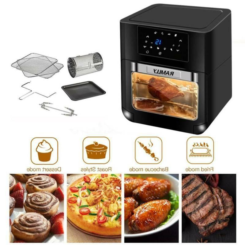 14 Qt Digital Air Fryer with