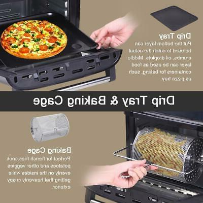 16.9QT Multi-function Air Oven All-In-One 16L