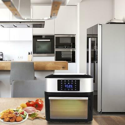 ZOKOP 16L Air Oven 16.9 Grill