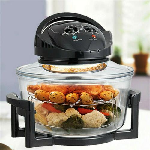17-Quart Air Fryer Healthy Infrared Halogen Oven
