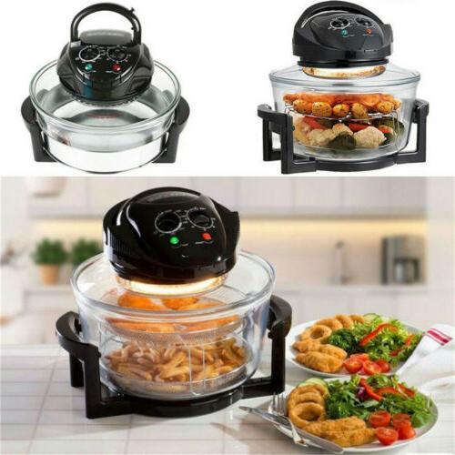 17-Quart Air Fryer Healthy Halogen Oven