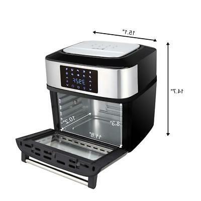 ZOKOP 16L Air Fryer Oven 16.9