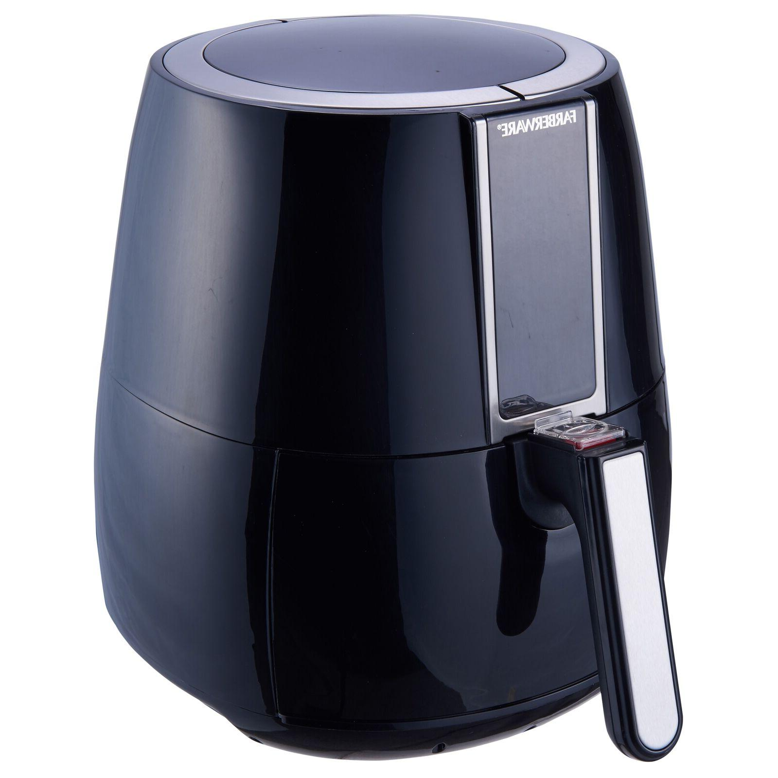 Farberware Digital Touchscreen Air Fryer Bake Grill Fry