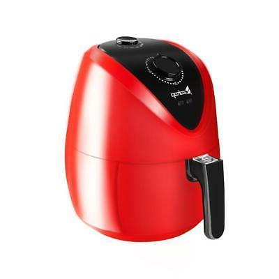 3.5L 1500W Electric Fryer & Red