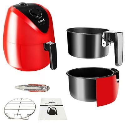 Fryer & Control Red