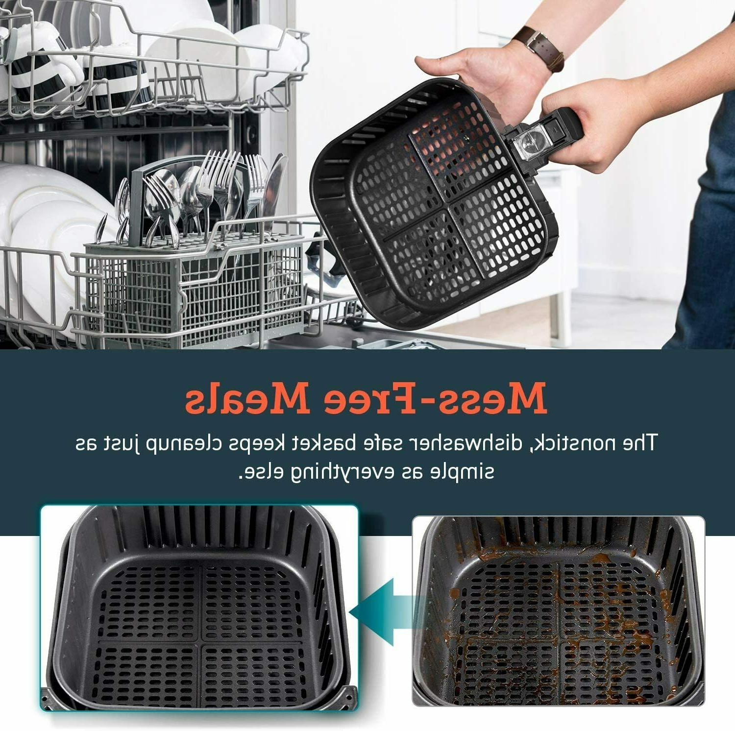 COSORI 3.7 Fryer Oilless 1500W 2 Yr