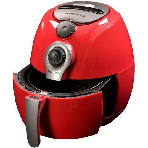 3 7 qt air fryer with 5