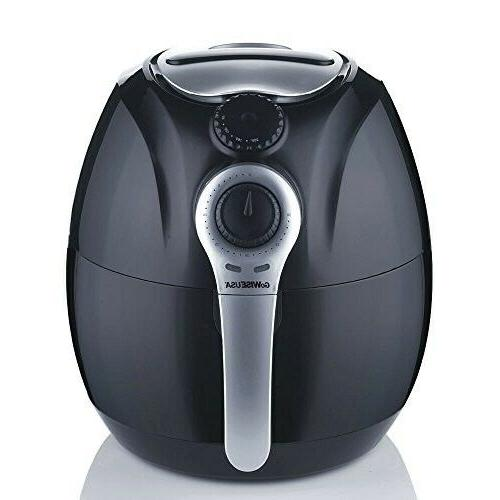 GoWISE USA Control Fryer, GW22622