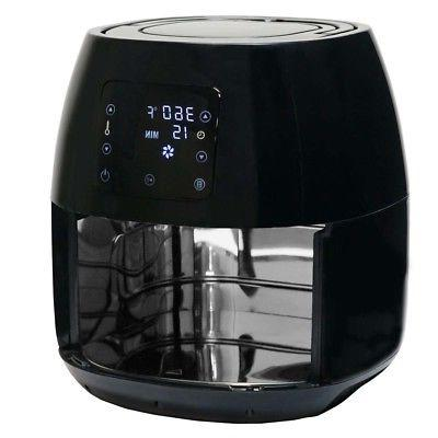 Avalon Bay Digital Programmable Stainless Steel Air with Recipes